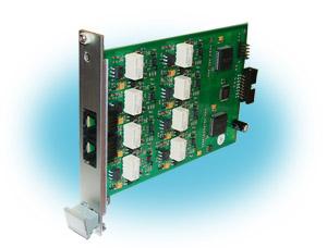 8 портовый модуль MFXS-8
